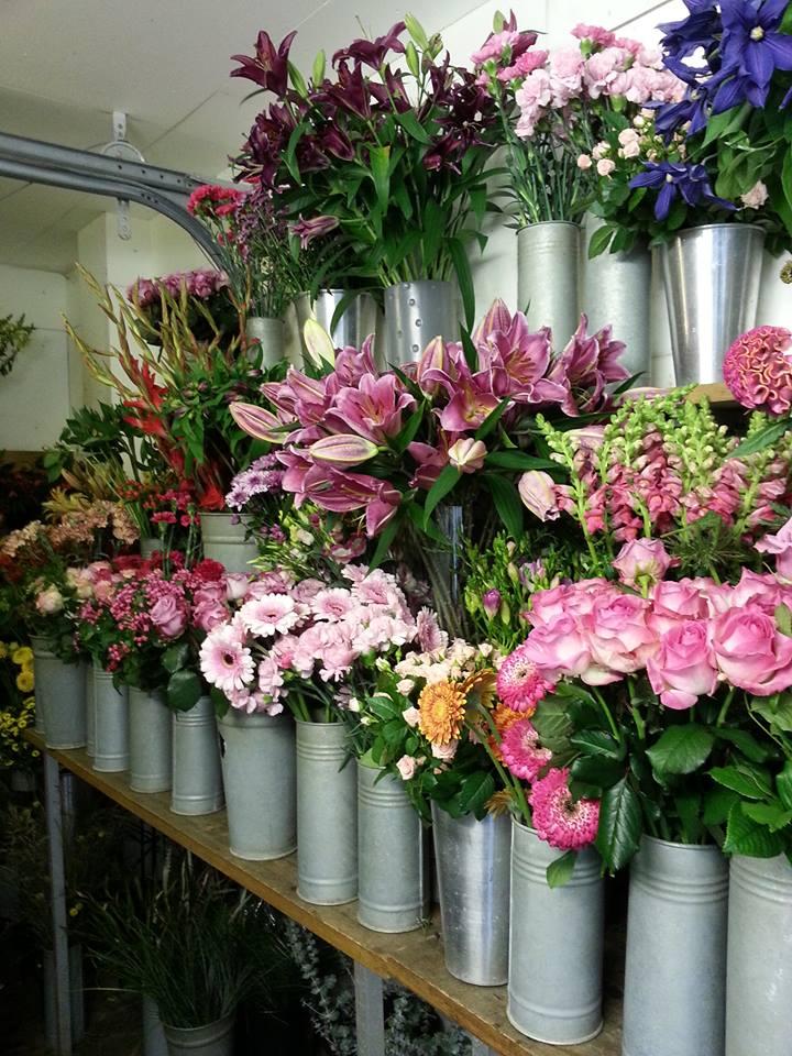 Blomster kylen - Floristutbildarna