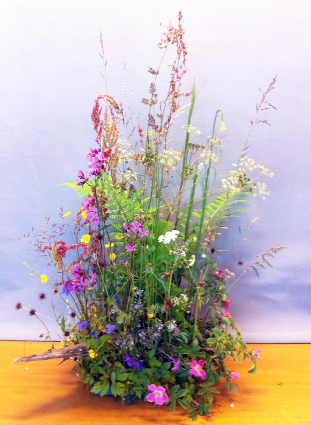 Vegetativ Begravning - Floristutbildarna