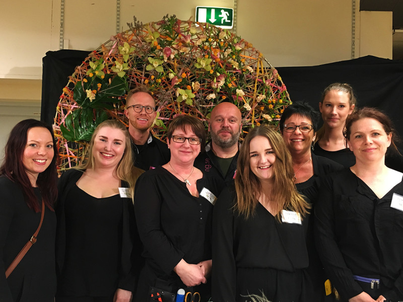 Assistenter till Floristiskcoaching 11 – 13 April