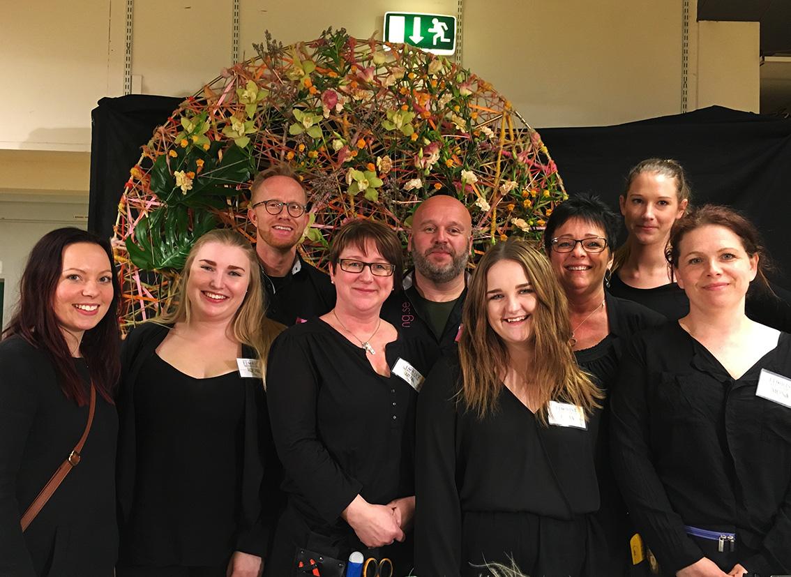 Assistenter till Floristiskcoaching 11 – 13 April