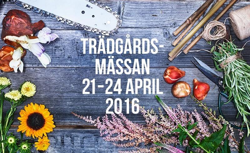 Floristutbildarna på Nordiska Trädgårdar 21 – 24 April