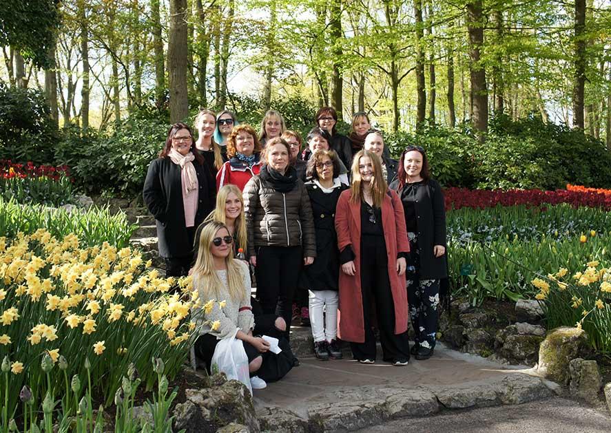 Studieresa till Holland 1- 3 Maj