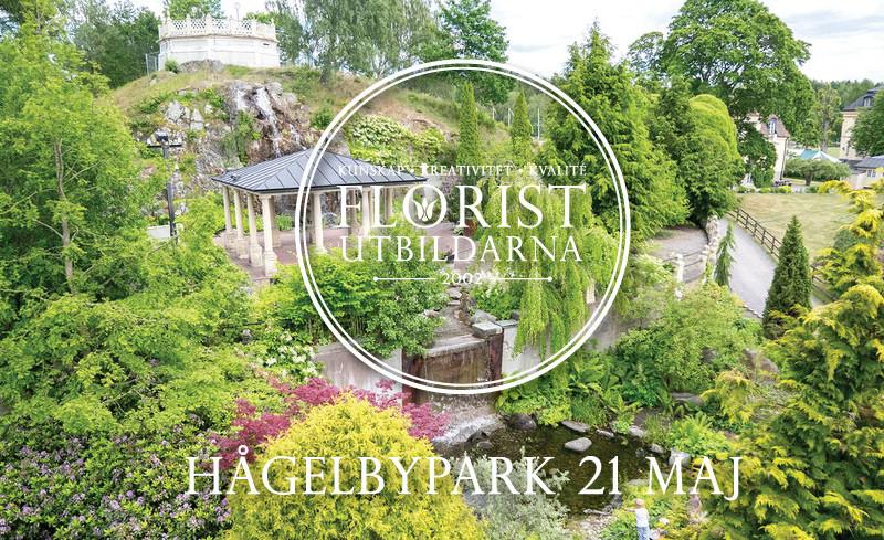 Trädgårdsdag på Hågelbypark 21 Maj