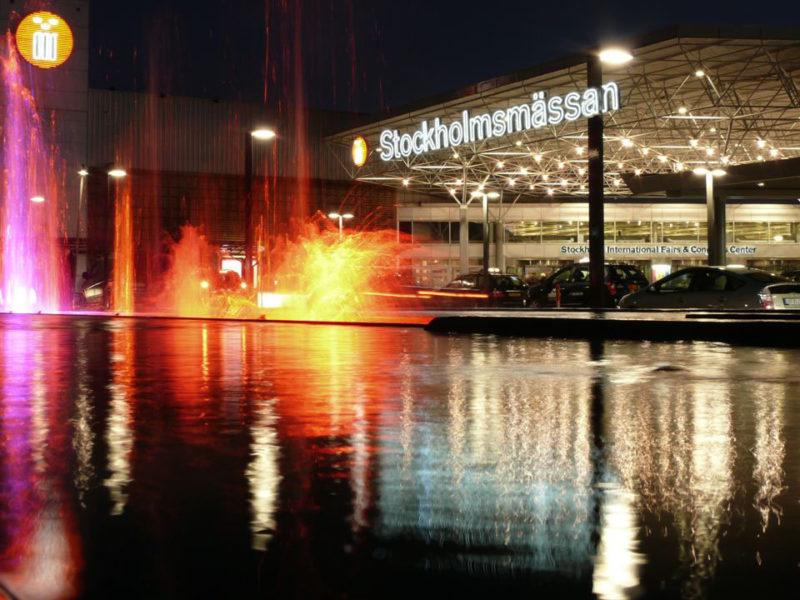 Floristutbildarna på Stockholmsmässan – Hem, Villa & Bostadsrätt 6 – 9 Okt