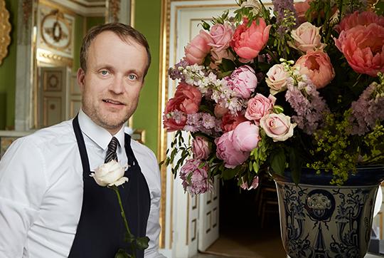 Assistenter på Drottningholms Slott (för Claes Carlsson)