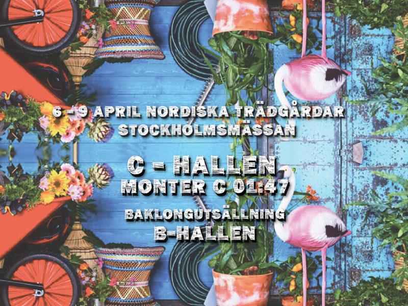 Floristutbildarna på Nordiska Trädgårdar 6 – 9 April