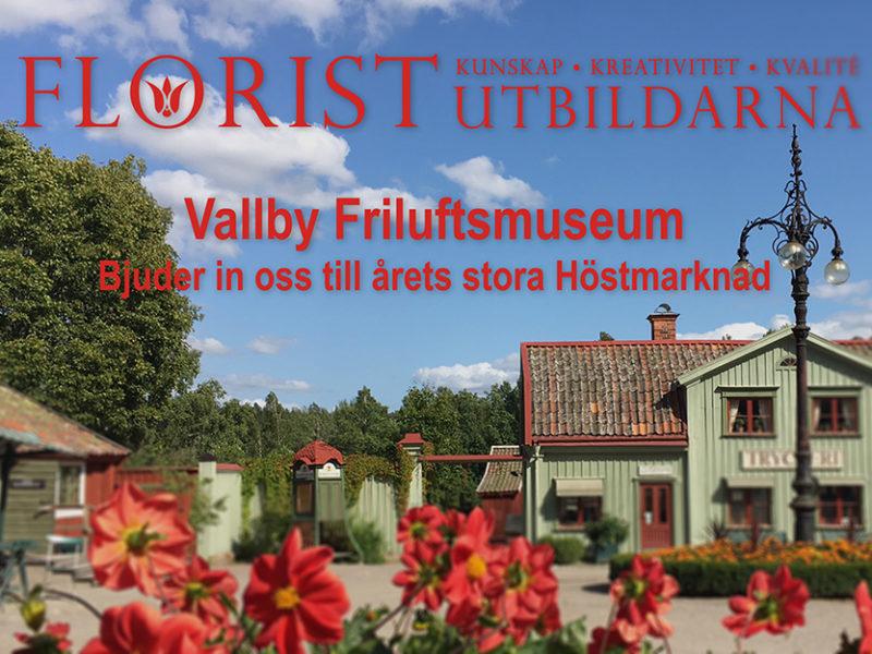 Floristutbildarna på Vallby Friluftsmuseum 3 Sept.